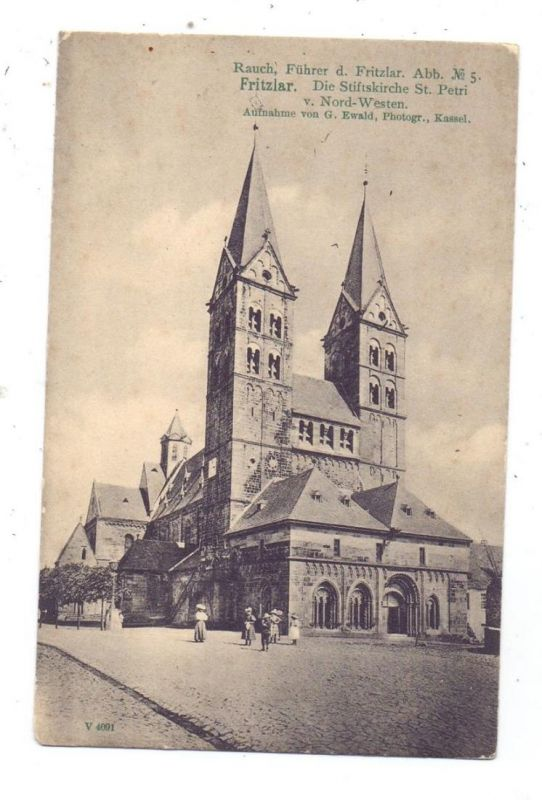 3580 FRITZLAR, Dom, Verlag Rauch