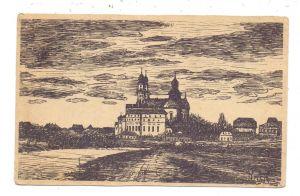 BELARUS / WEISSRUSSLAND - PINSK, Kathedrale, Künstler-Karte 1. Weltkrieg