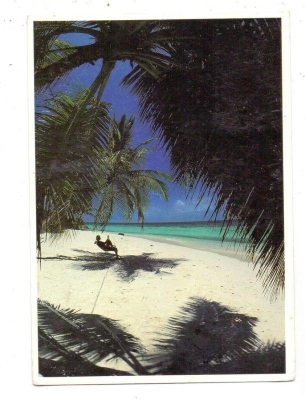 MALDIVES - Atoll