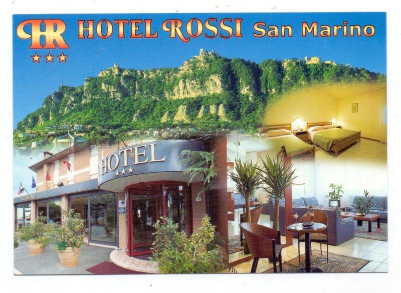 RSM 47895 DOMAGNANO, Hotel Rossi