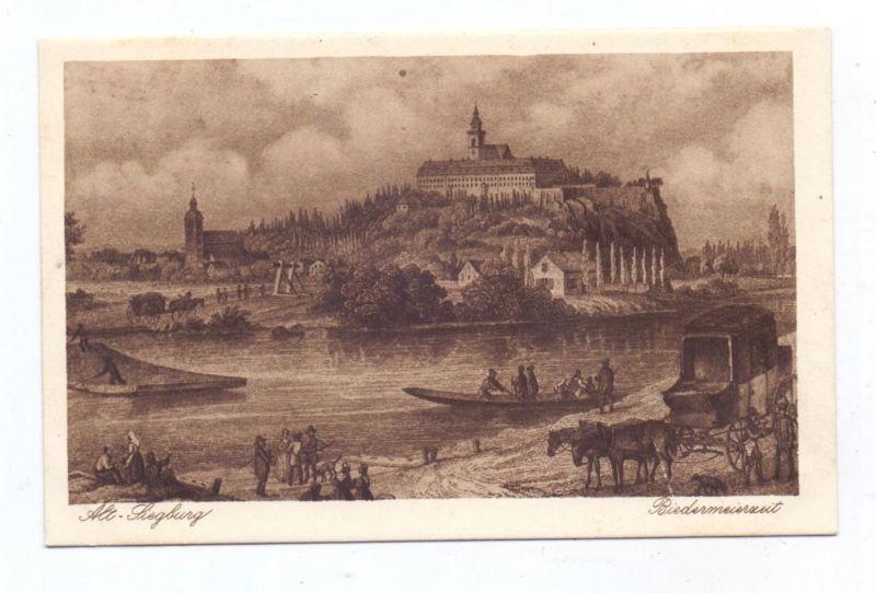 5200 SIEGBURG, Historische Ansicht, Biedermeierzeit