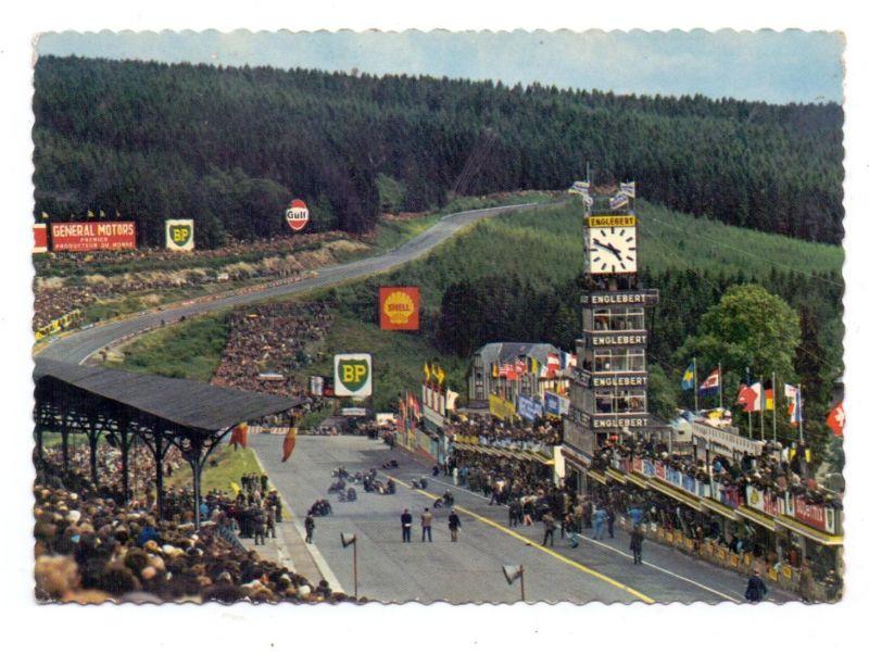 MOTORRAD - Rennen Spa Francorchamps
