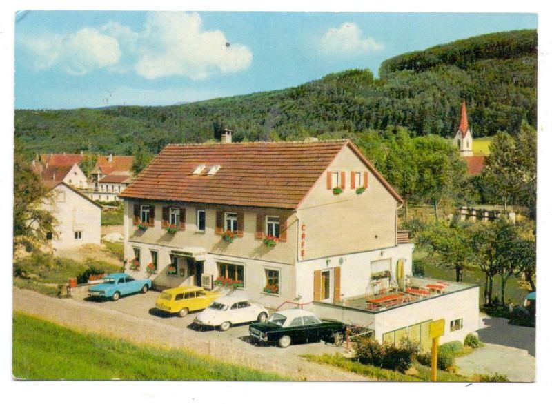 7247 SULZ - GLATT, Cafe Pension Züfle, Oldtimer 0