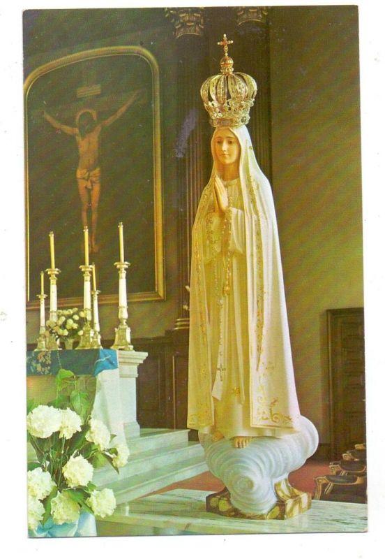 USA - MISSOURI - ST. LOUIS, Statue of our Lady of Fatima, Basilica of St. Louis
