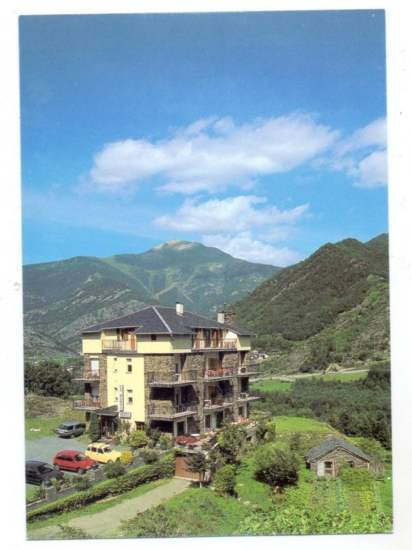 ANDORRA - SISPONY, Hotel Restaurant LA BURNA