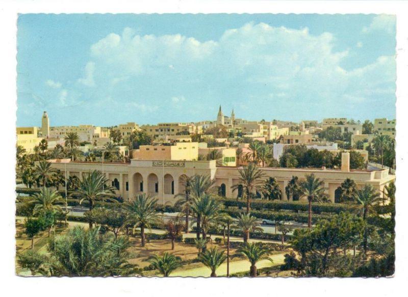 LIBYA - TRIPOLI, The Parliament