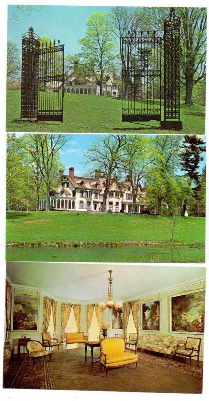 USA - NEW JERSEY - RINGWOOD, Ringwood Manor 5 pcs.