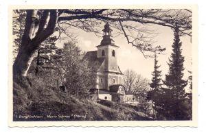 NIEDERSCHLESIEN - WÖLFELSGRUND / MIEDZYGORZE, Bergkirche Maria Schnee
