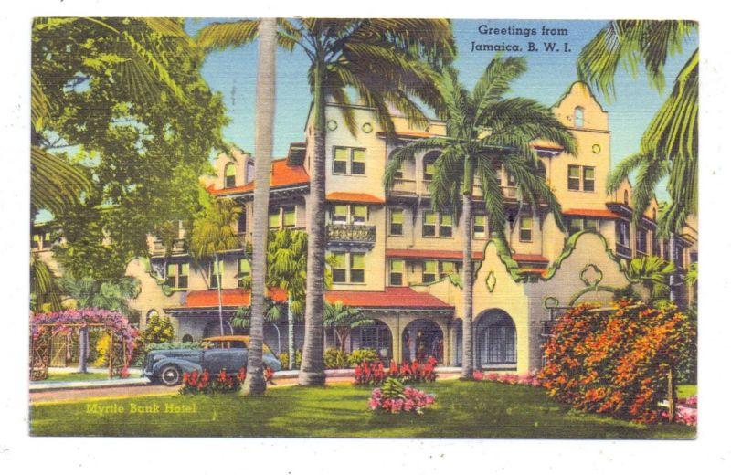 JAMAICA - KINGSTON, Myrtle Bay Hotel,