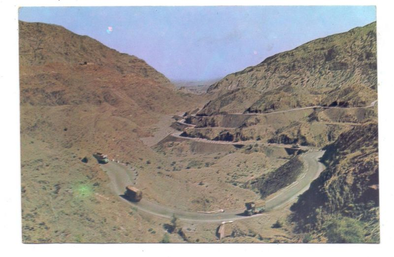 AFGHANISTAN - Khyber Pass