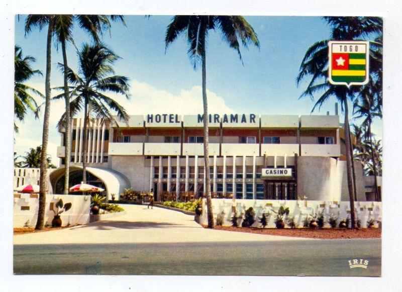 TOGO - LOME, Hotel Miramar