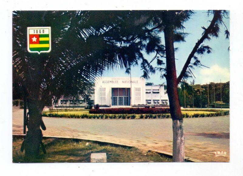 TOGO - LOME, La Assemblee Nationale