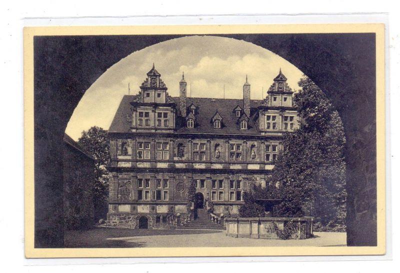 5244 DAADEN - FRIEDEWALD, Schloss Friedewald, NSLB Hans-Schemm-Gauschule