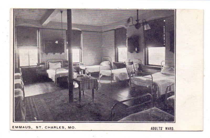 USA - MISSOURI - ST. CHARLES, Emmaus, Adults Ward