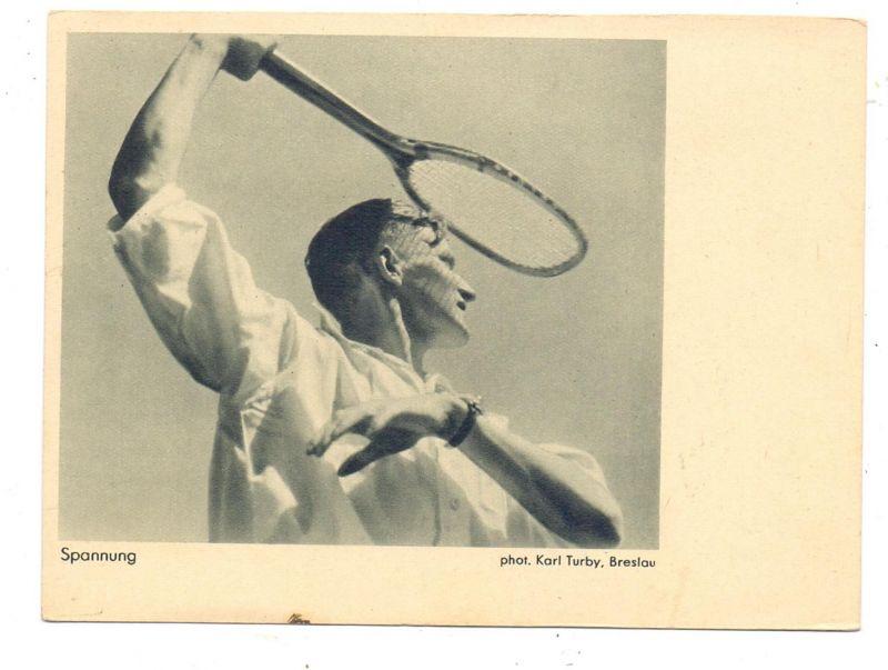 SPORT - TENNIS, Tennisspieler, 30er Jahre