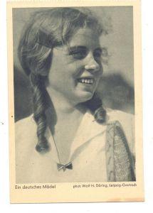 SPORT - TENNIS, Tennisspielerin, 30er Jahre,