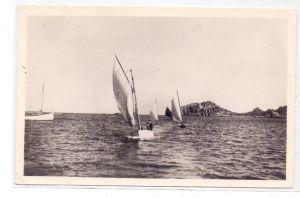 SPORT - SEGELN / Sailing, Tregastel-Primel, La Rentree au Port