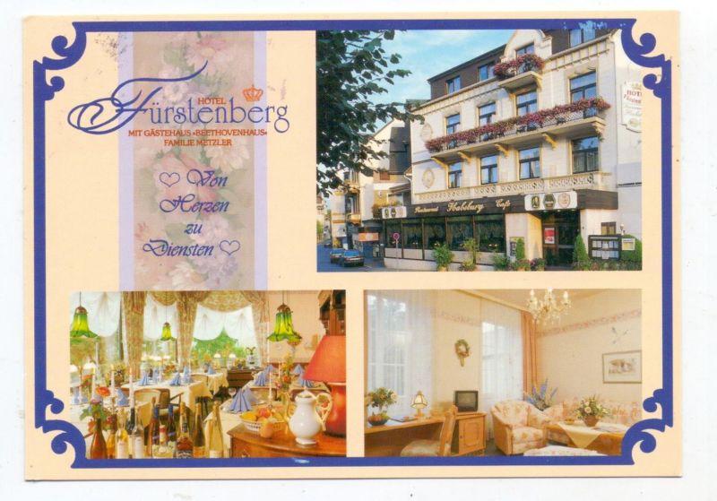 5483 BAD NEUENAHR, Hotel Fürstenberg
