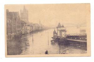 5000 KÖLN, EREIGNIS, Hochwasser 1920