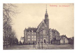 5300 BONN - BAD GODESBERG, Pädagogium mit Sportplatz, 1920