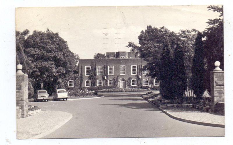 UK - ENGLAND - BUCKINGHAMSHIRE - BLETCHLEY, photo pc, 1963