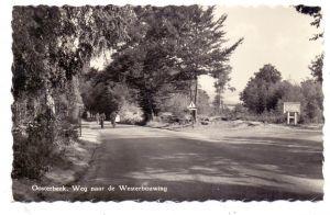 NL - GELDERLAND - RENKUM-OOSTERBEEK, Weg naar de Westerbowing