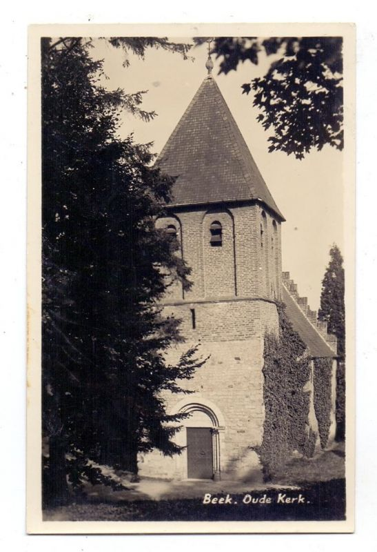 NL - LIMBURG - BEEK, Oude Kerk, 1943
