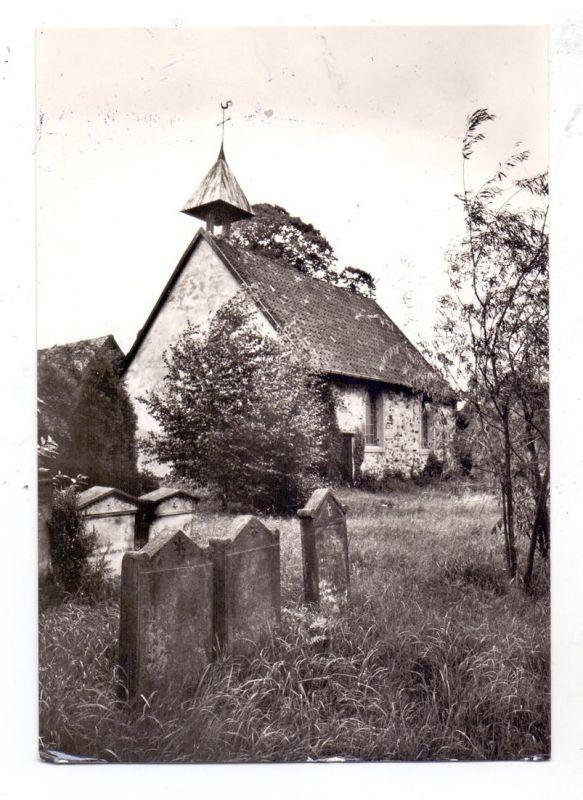 4980 BÜNDE - DÜNNE, Kapelle, Archiv-Beleg