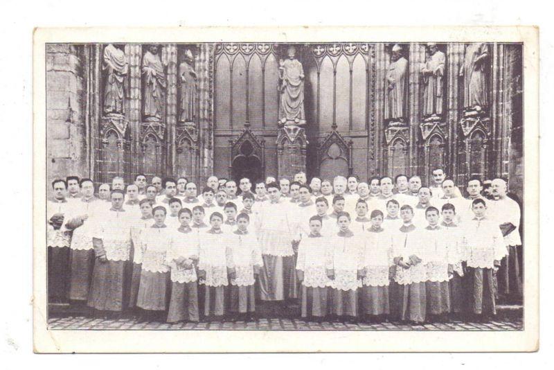 VATICAN - Sixtinischer Chor, Domweihe Linz 1928