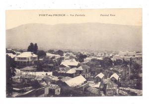 HAITI - PORT - AU - PRINCE, Vue partielle