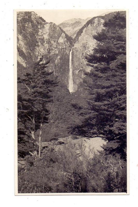 NEW ZEALAND - Waterfall, photo-pc., Copy Inkster - Greymouth