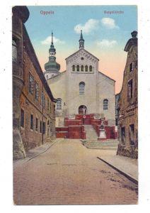 OBER-SCHLESIEN - OPPELN / OPOLE, Bergelkirche