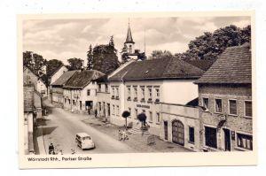6501 WÖRRSTADT, Pariser Strasse, Adler Apotheke, ESSO Tankstelle, Mitte 50er Jahre