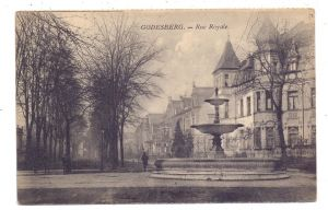 5300 BONN - BAD GODESBERG, Königstrasse, 1926, franz. Besatzungszeit