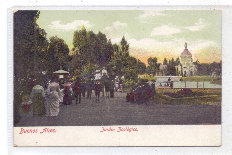 ARGENTINA - BUENOS AIRES, Zoo, Jardin Zoologico