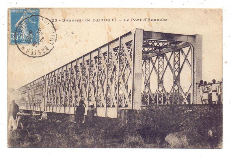 DSCHIBUTI - Le pont d' Aouache