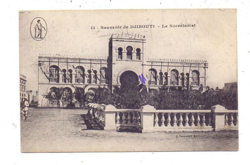 DSCHIBUTI - La Secretariat