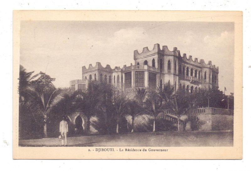 DSCHIBUTI - La Residence du Gouverneur
