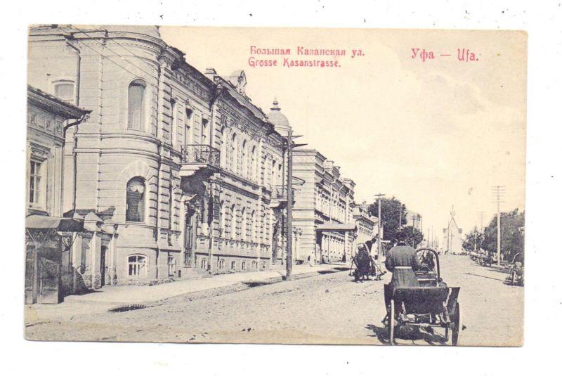 RU 450000 UFA, Grosse Kasanstrasse