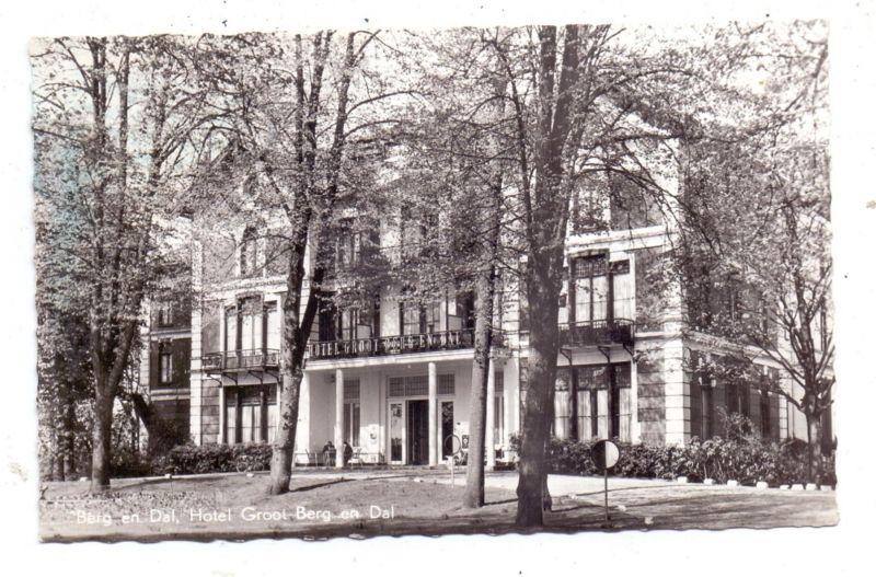 NL - GELDERLAND - BERG EN DAL, Hotel Groot Berg en Dal, 1959 0