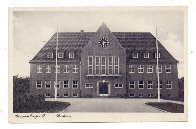 4590 CLOPPENBURG, Rathaus 0