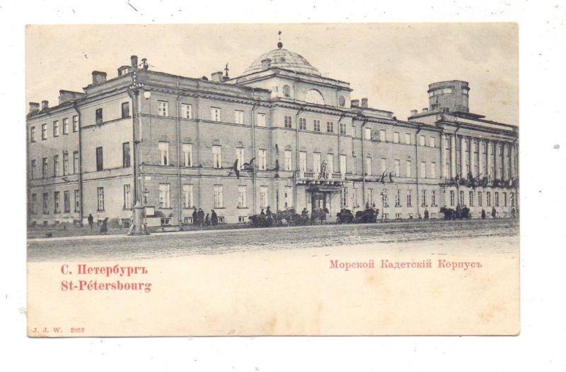 RU 190000 SANKT PETERSBURG, Palais, ca. 1900