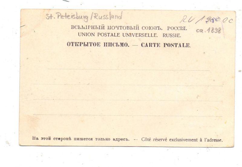 RU 190000 SANKT PETERSBURG, Palais, ca. 1900 1