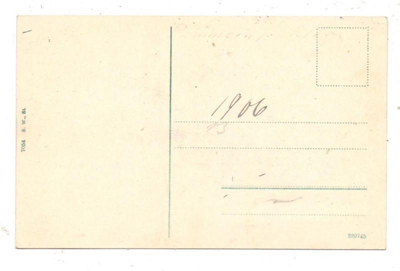 POMMERN - STETTIN / SZCZECIN, Jakobykirche, 1906 1