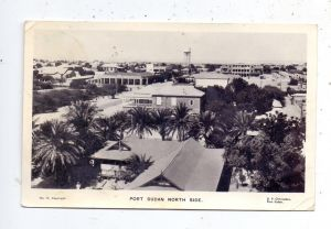 SUDAN - PORT SUDAN, North Side, 1964, kl. Knick / AF