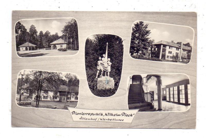 PFADFINDER / Scouts - DDR-Pioniere, Pionierrepublik