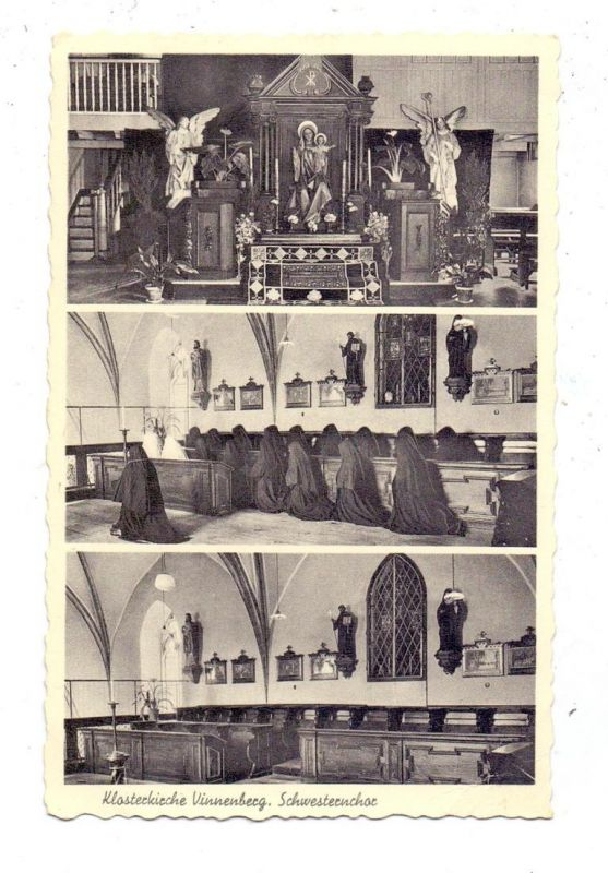 4410 WARENDORF - MILTE, Kloster Vinnenberg, Schwesternchor