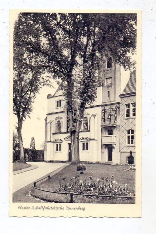 4410 WARENDORF - MILTE, Kloster und Wallfahrtskirche Vinnenberg 0