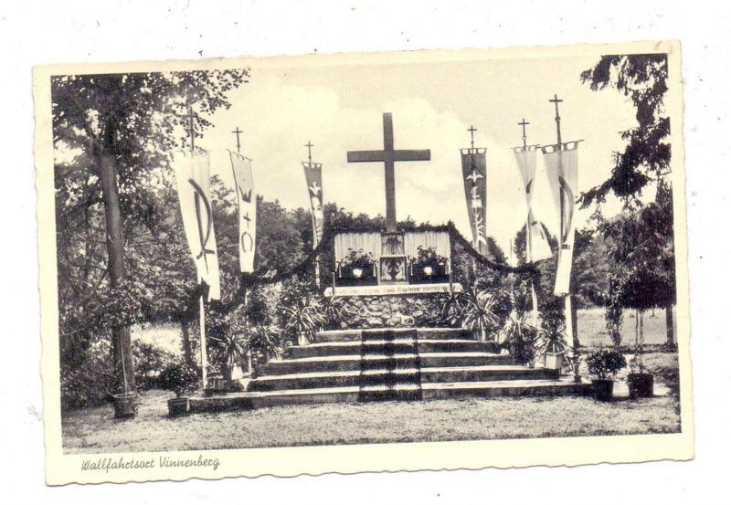 4410 WARENDORF - MILTE, Wallfahrtsort Vinnenberg, 700 Jahr Feier, 1952