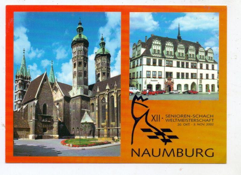 SPORT - SCHACH - XII Senioren Schach Weltmeisterschaft, Naumburg 2002